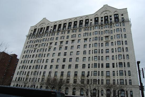 Now home to apartments and office spaces, Hotel Theresa was a center of black life in Harlem in the 1940s and 1950s.