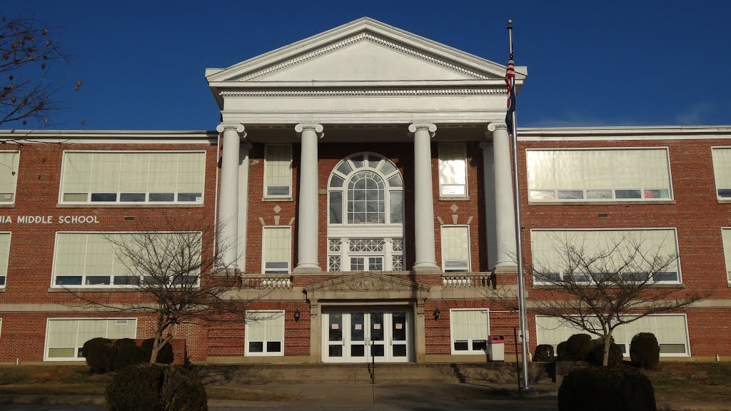 Virginia Middle School (formerly Virginia High School)