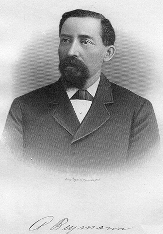 Photograph of Anton Reymann.