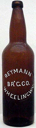 A Reymann Brewing Company bottle.