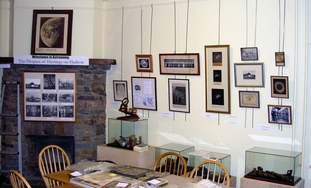 Hastings Historical Society Exhibit on Astrophotography