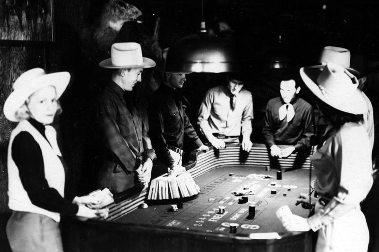 Gambling at the Wort Hotel