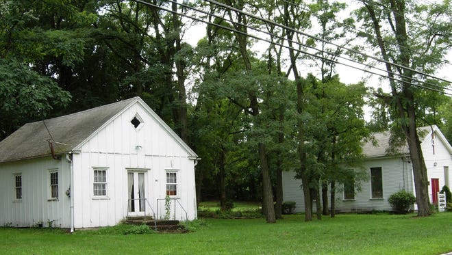 The 1840 Meetinghouse and Jacob's Chapel
