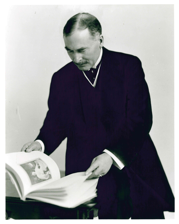 Image 3, Hon. James Alexander Lougheed, Minister without Portfolio, 1912.