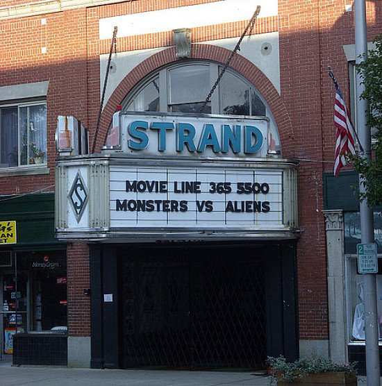 The Strand operated from 1924 to the operated until the late-1970's and is once again showing first-run movies.