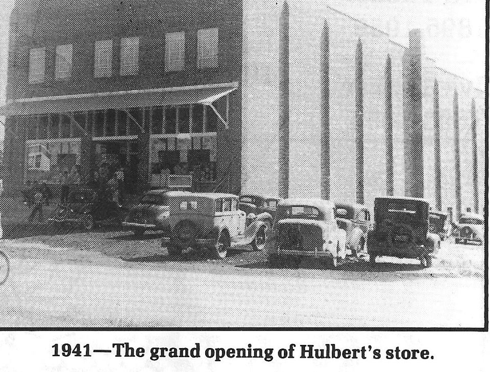 The Hulbert Store