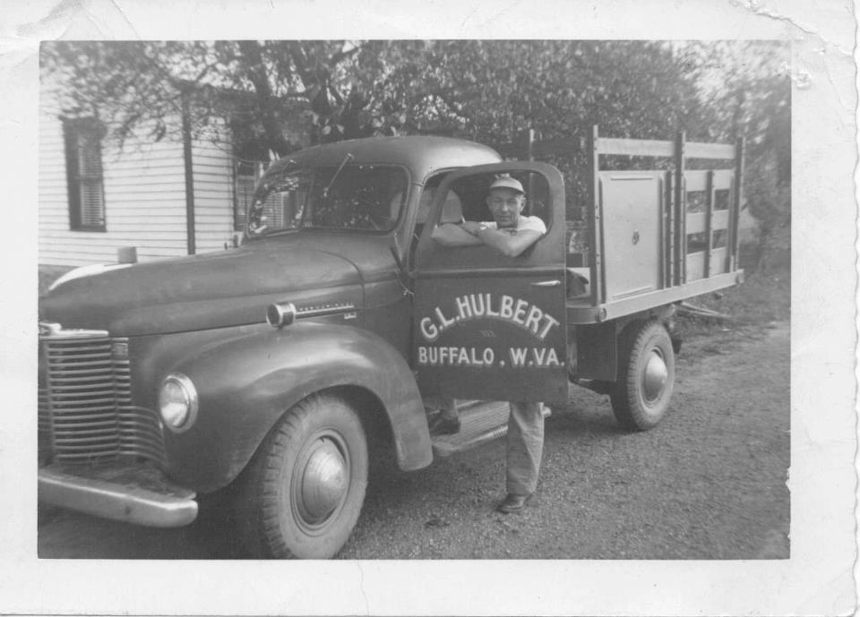 Delivery Truck for Hulbert's