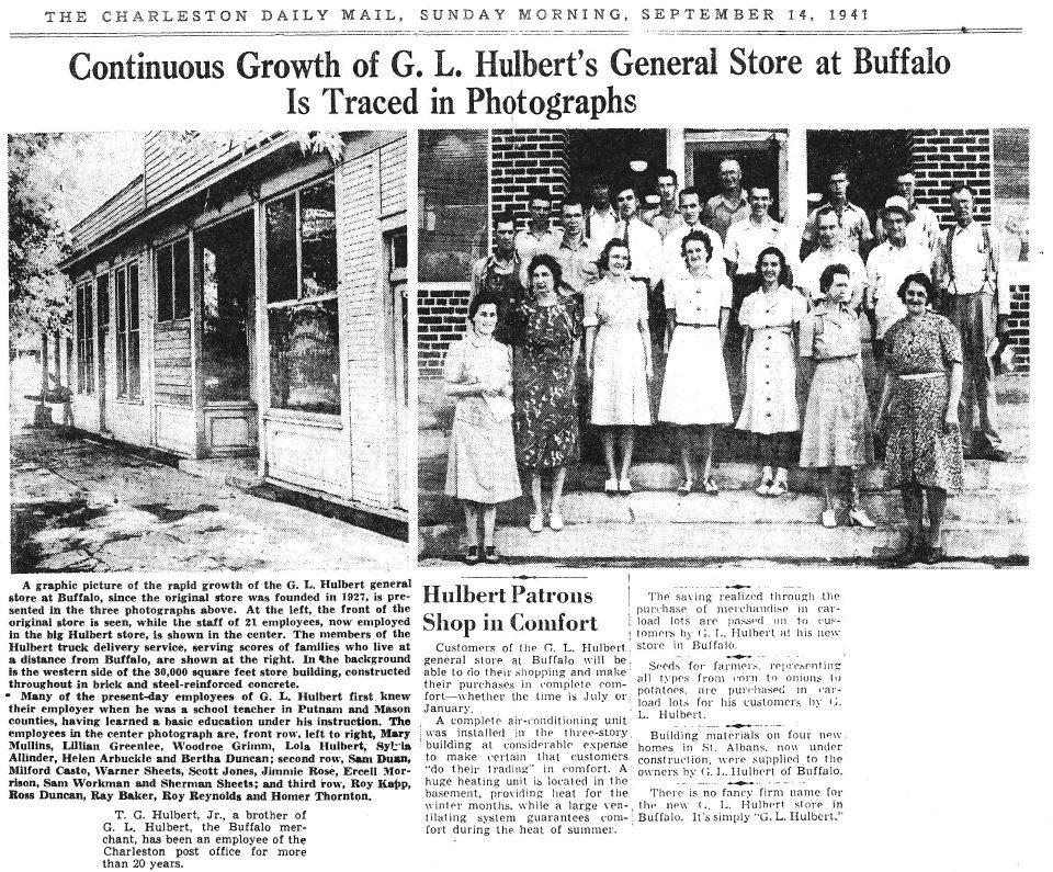 Local Newspaper Articles