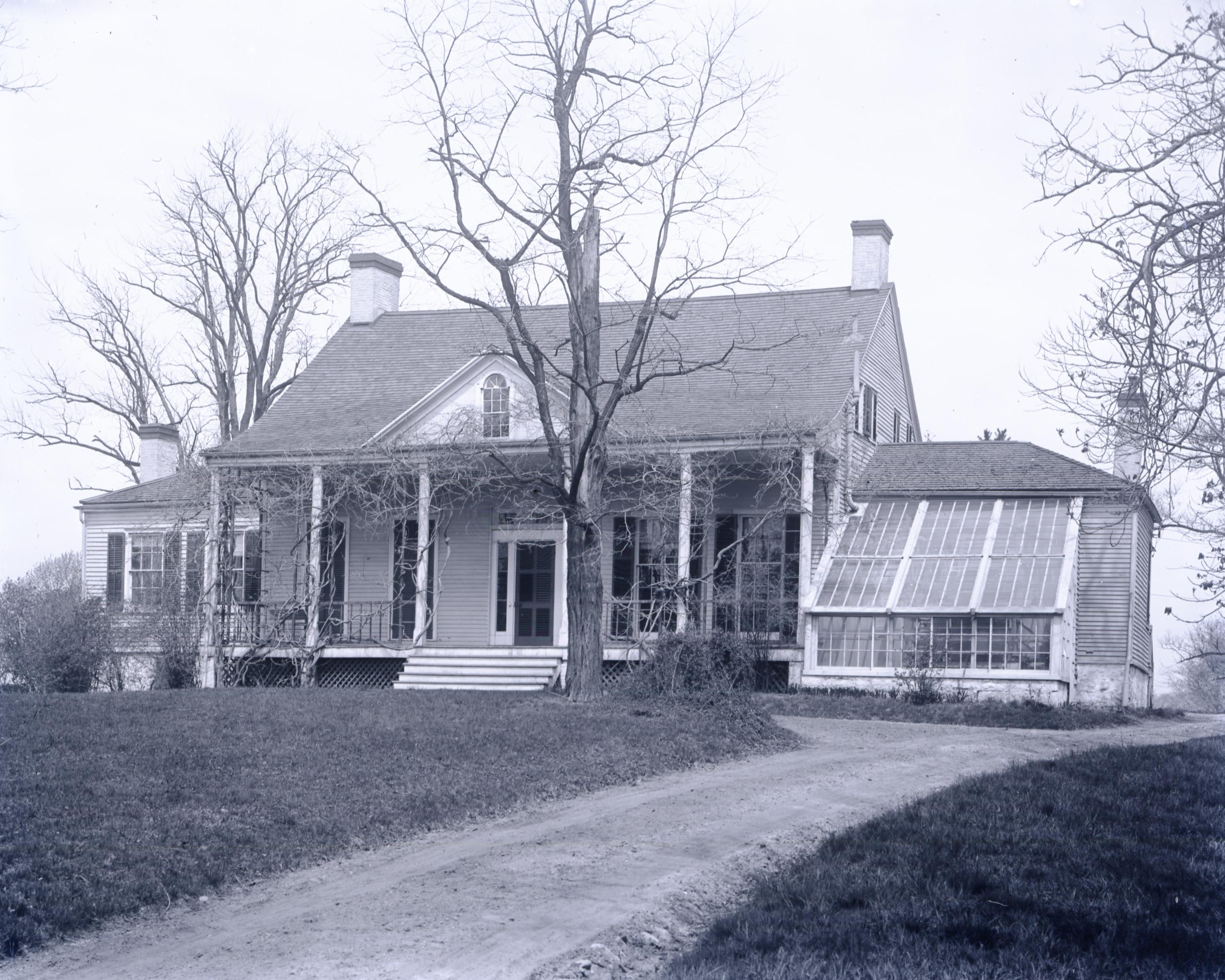 John William Draper Cottage