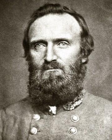 """Thomas J. """"Stonewall"""" Jackson (1863)"""
