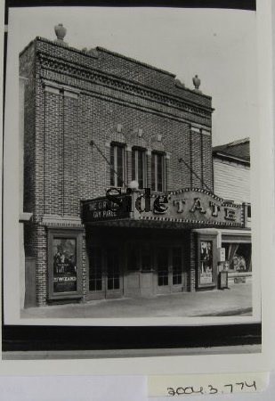 The Theater in 1927