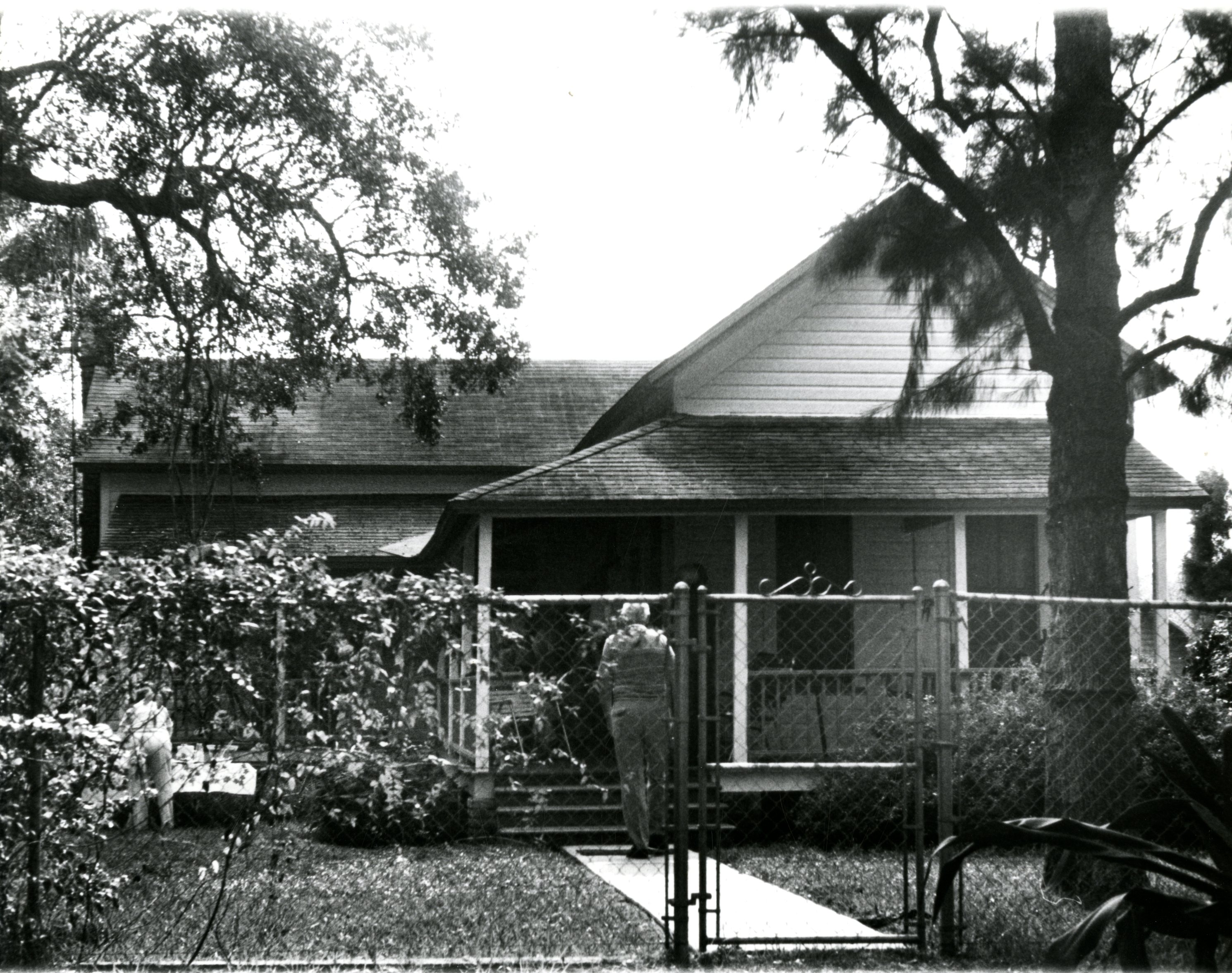 Daniel McMullen House, Largo, Florida, November 1985.