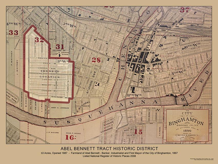 Abel Bennett Tract