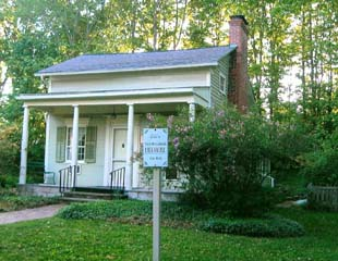 Millard Fillmore House (Front View)