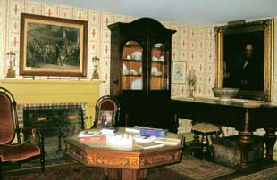 Millard Fillmore House (Library)