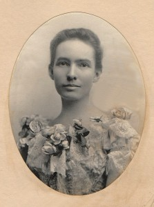 Edith Darlington Ammon c. 1890
