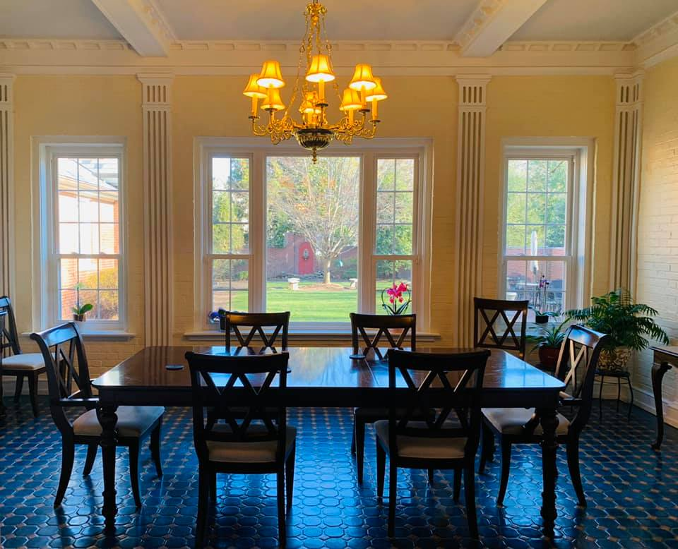 Governor's Private Dining Room