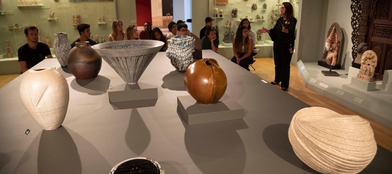 Museum, Ceramic, Art, Sculpture