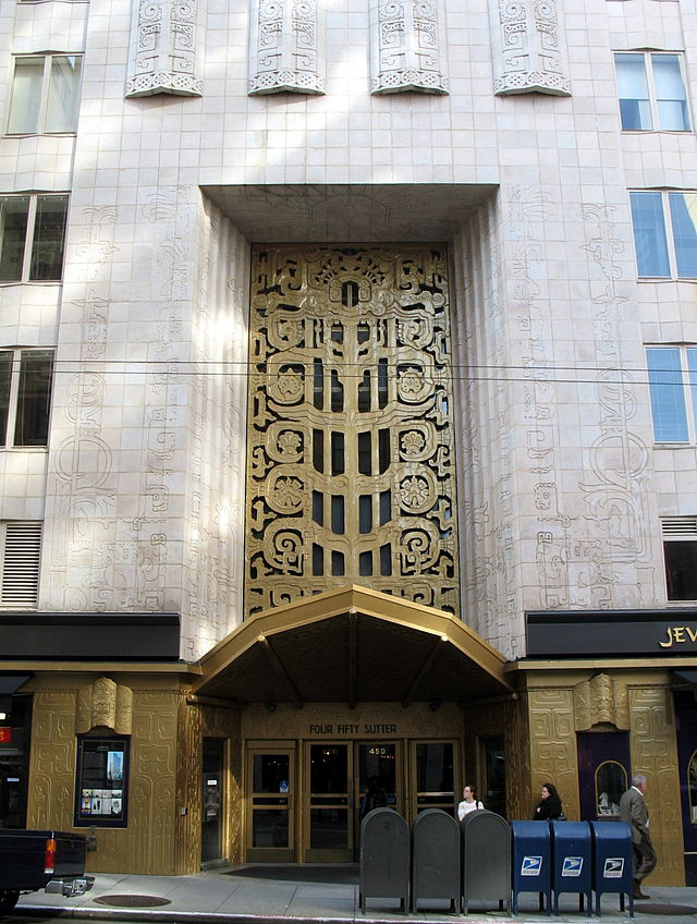Four Fifty Sutter Building