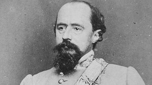 Confederate Major General William W. Loring (1818-1886)