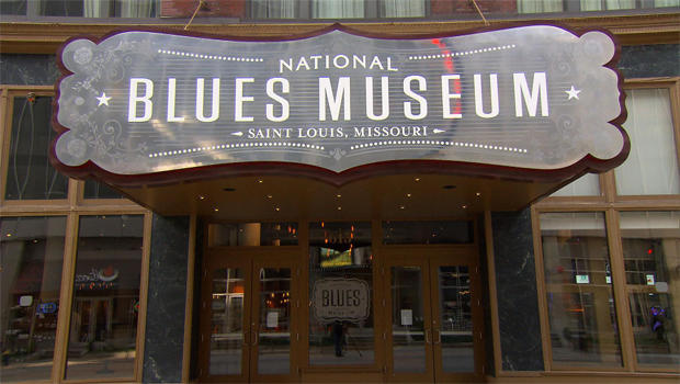 The National Blues Museum opened in 2016 and celebrates the history of the blues.