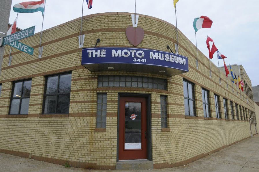 The Moto Museum opened in 2007.