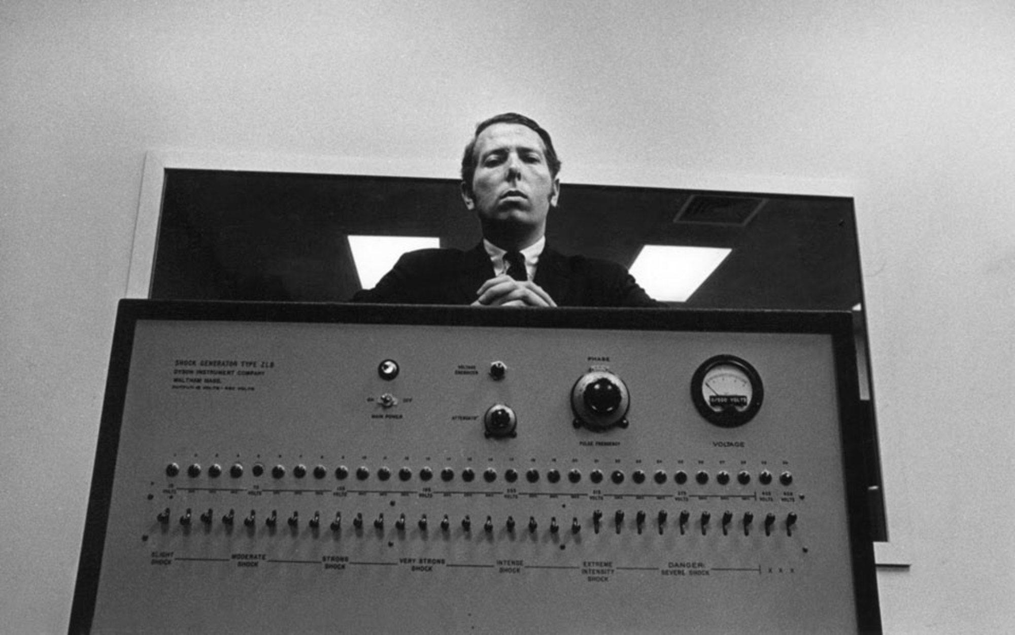 Stanley Milgram (Aeon)