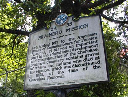 Brainerd Marker