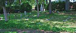 Brainerd Mission Cemetery