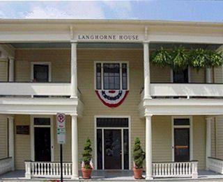 Langhorne House - 117 Broad Street