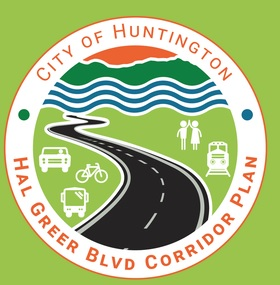 Hal Greer Blvd Corridor Plan logo