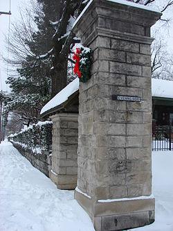 Ferger Place Historic District