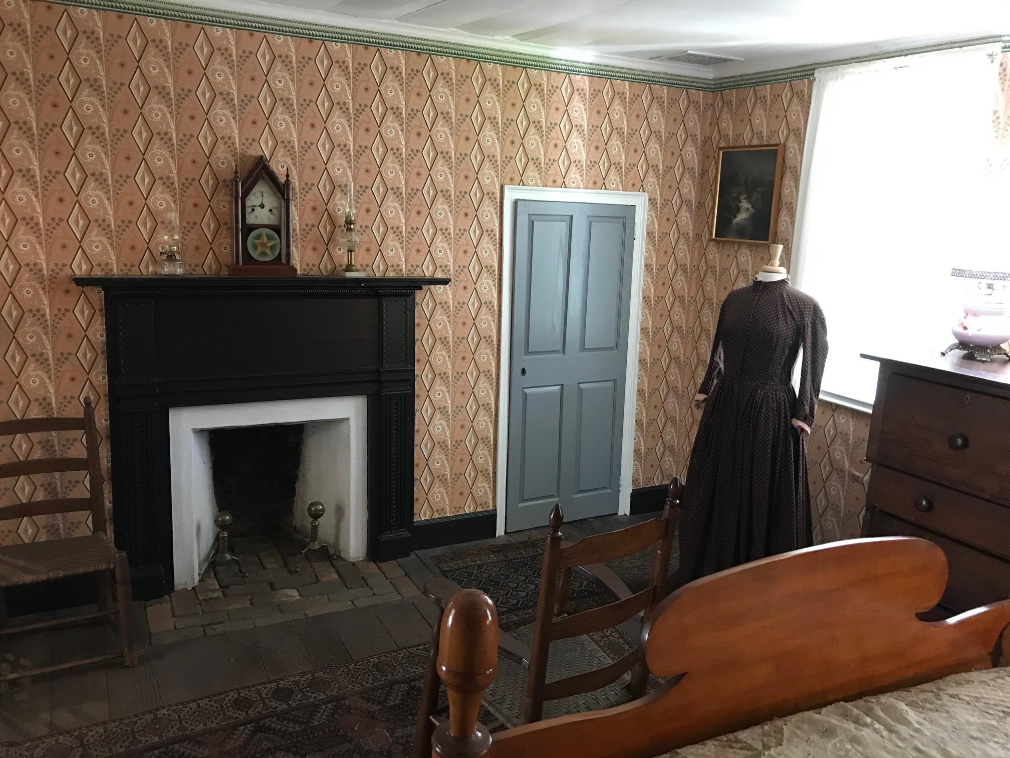 John C. Calhoun Jr.'s Bedroom
