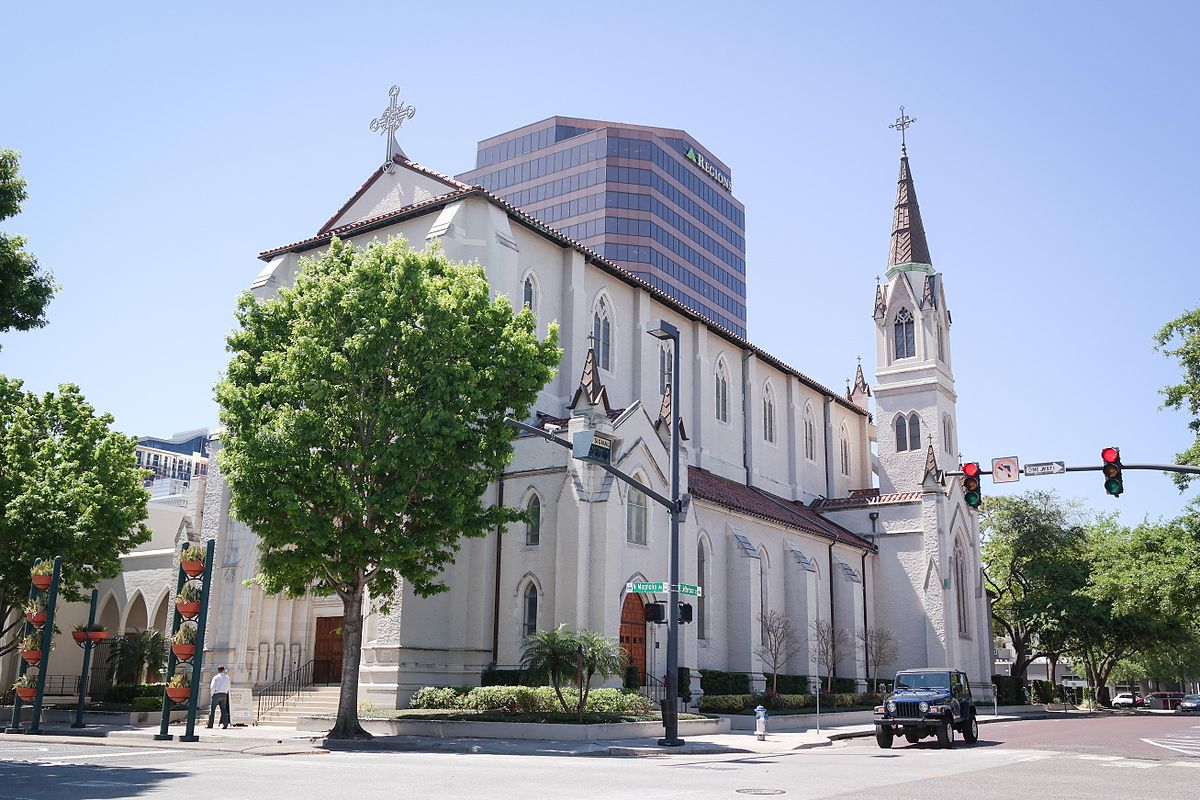 The Cathedral Church today. Image obtained from Wikimedia.org.
