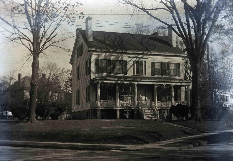 John Stevens House in 1904.