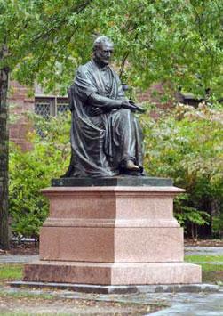 (Yale University Visitor Center)
