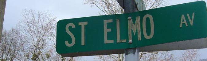 St. Elmo Ave.