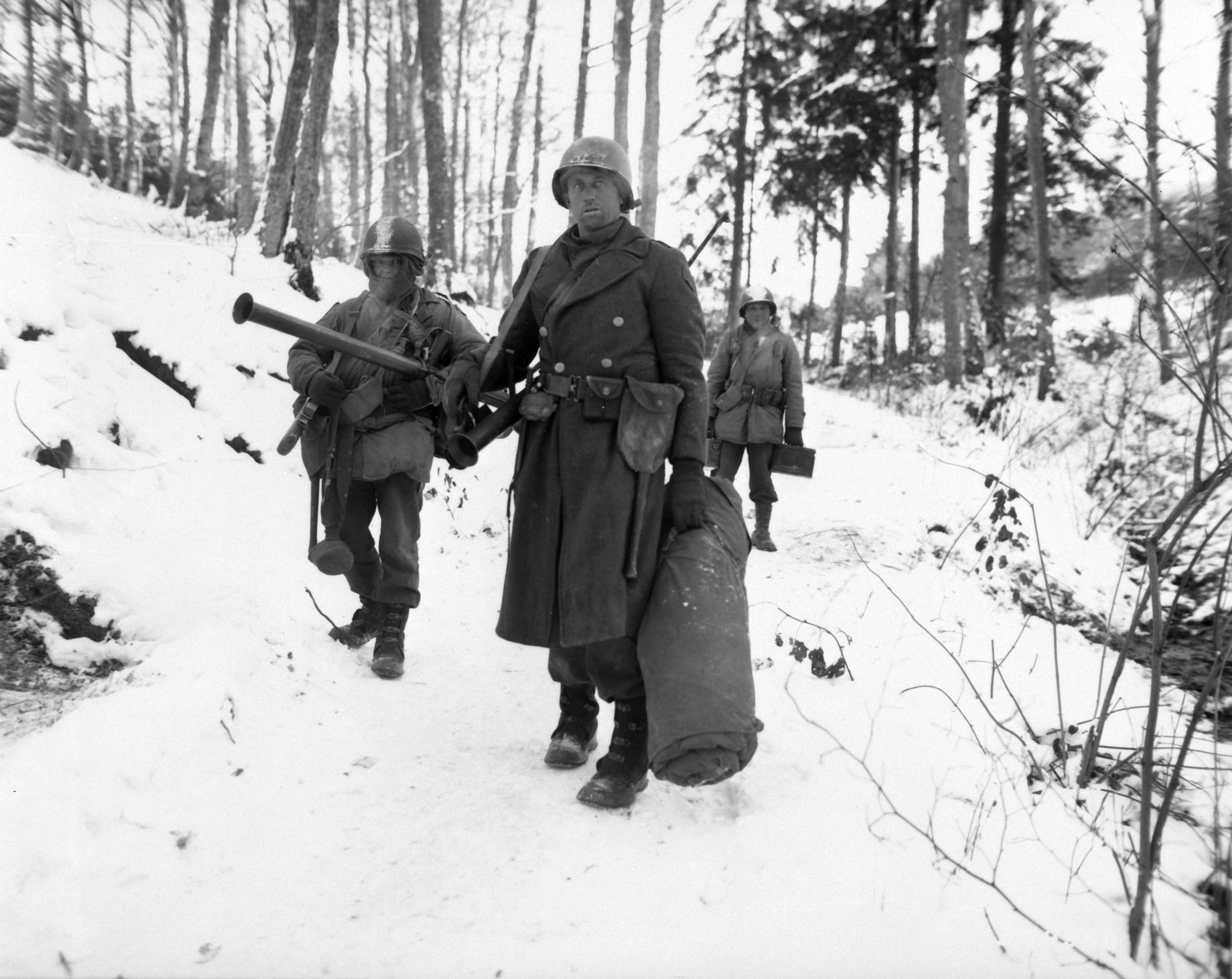 Caught by surprise and forced to fright in freezing conditions, American troops suffered high casualties. Image obtained from the U.S. Army website.
