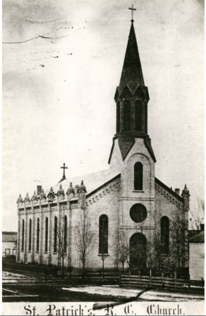A historical view of the Church.