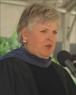 Photograph of Mary Sue Terry by Kevin Remington, courtesy of Hollins University.