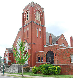 First Baptist Church, Chattanooga