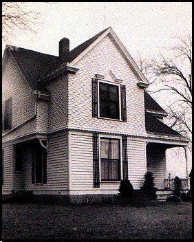 Foster House, circa 1940s