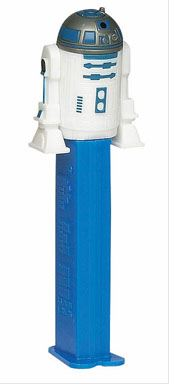 An R2D2 PEZ dispenser (PEZ)
