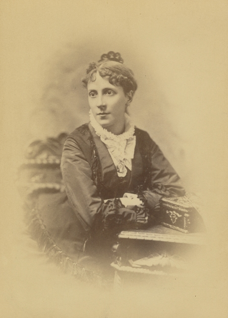 Photograph of Rebekah Dulaney Peterkin, courtesy of The Valentine, Richmond.