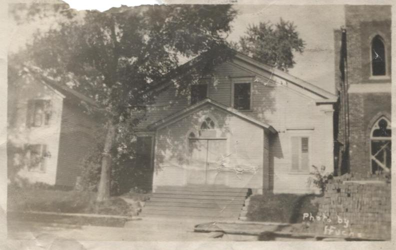 The Church in 1890.