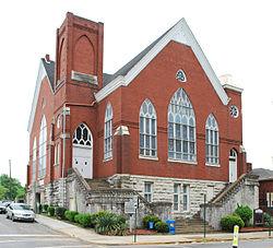 Wiley Memorial United Methodist Church