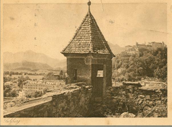 Possible Summer House Salzburg Inspiration