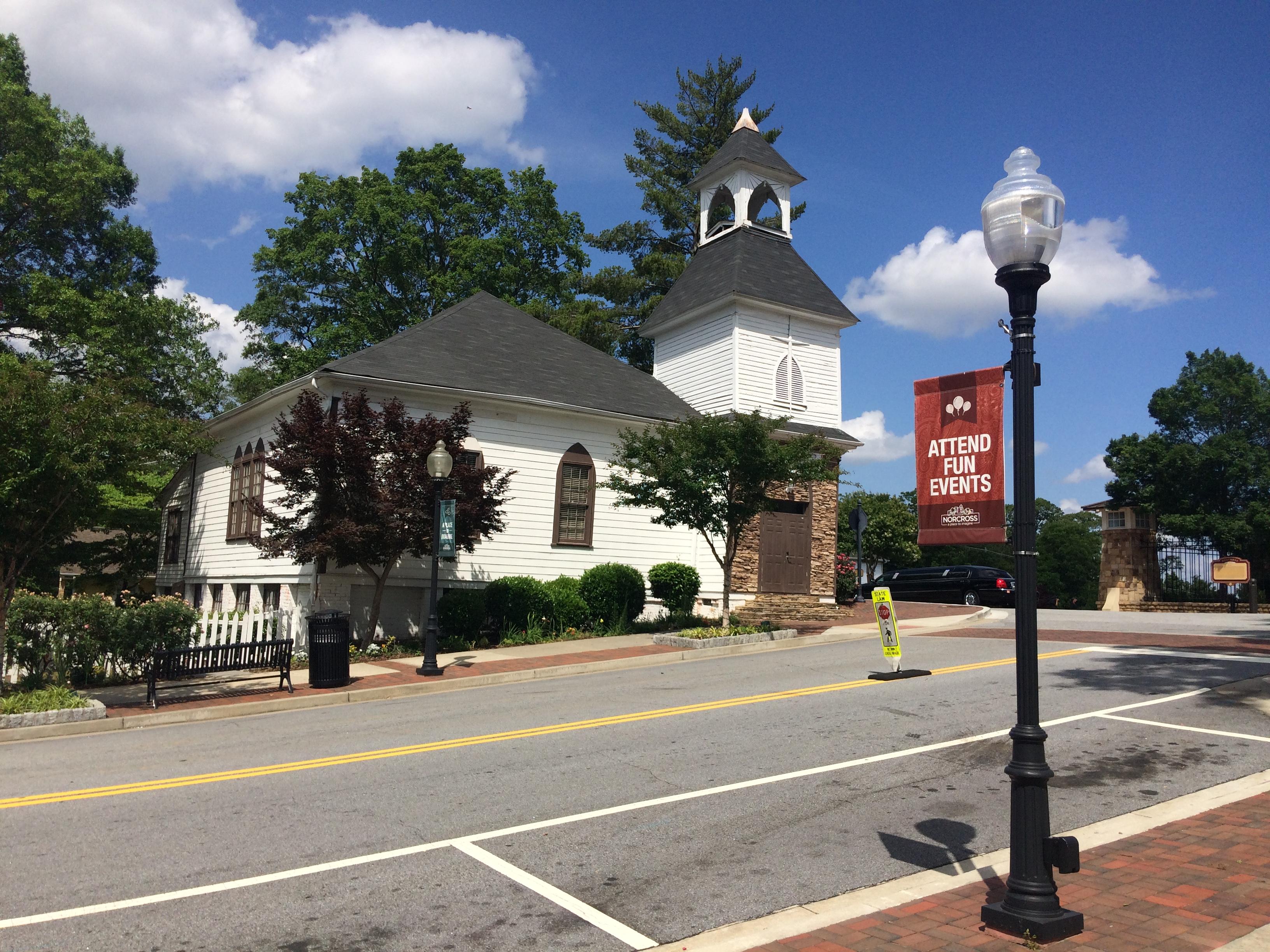 Norcross Presbyterian Church.