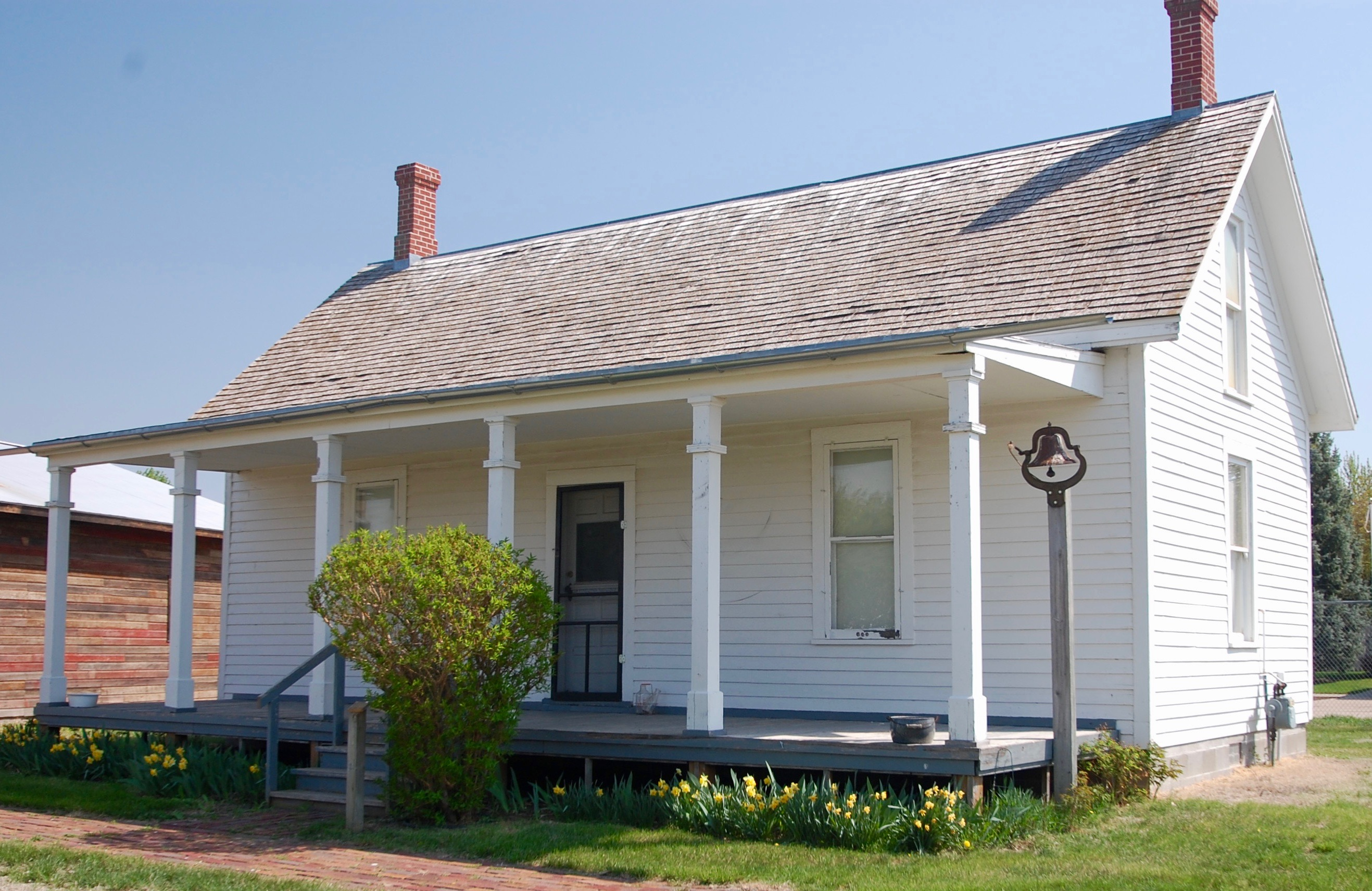 The Boyd Ranch House today.