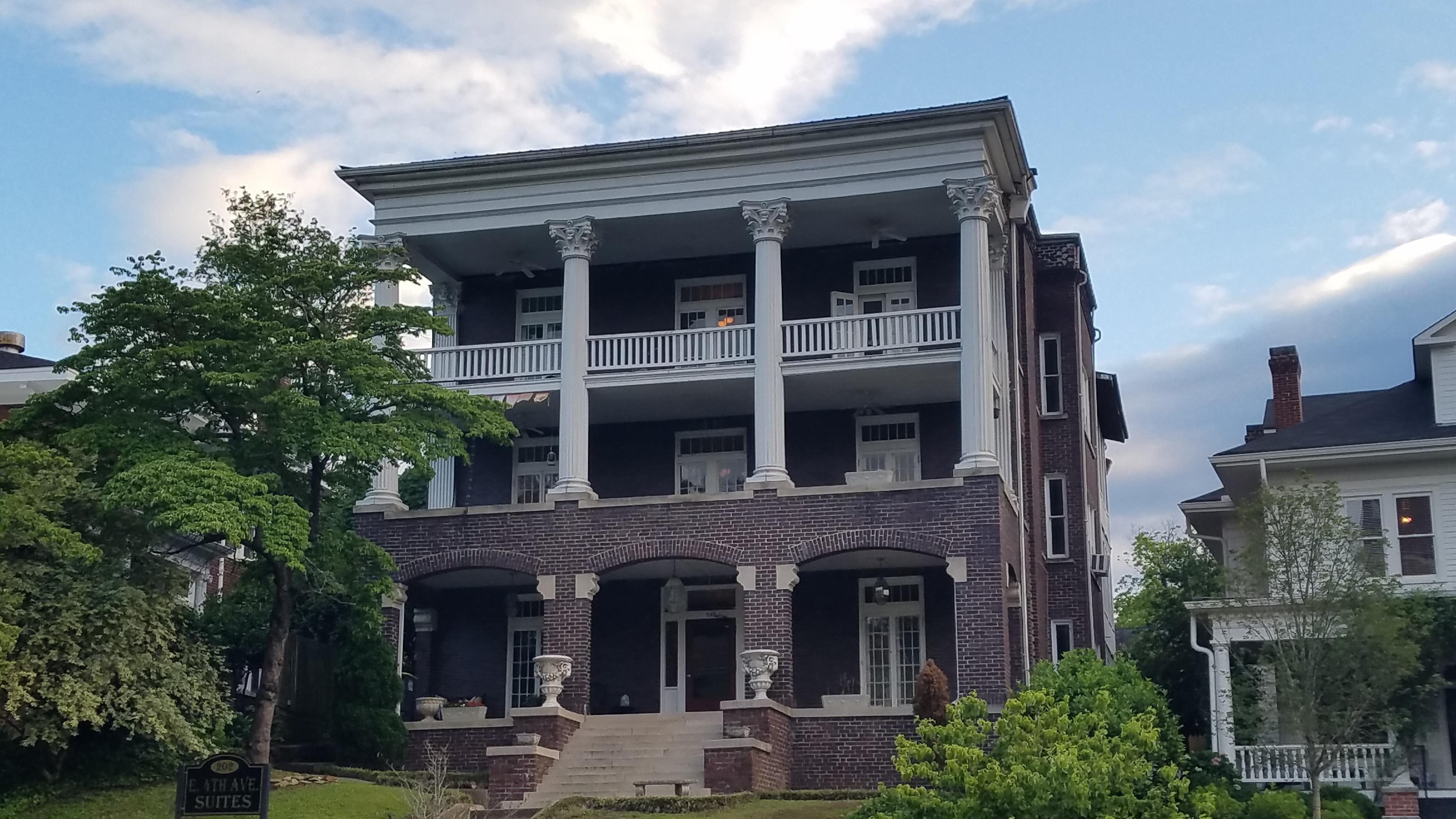 Greek Revival Historic Home